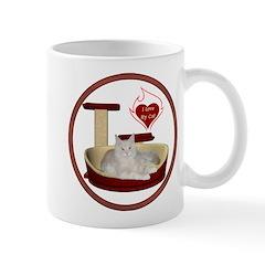 Cat #12 Mug