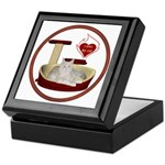 Cat #12 Keepsake Box