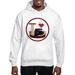 Cat #13 Hooded Sweatshirt