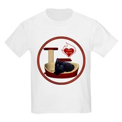 Cat #13 Kids Light T-Shirt