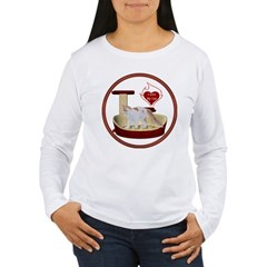 Cat #14 Women's Long Sleeve T-Shirt
