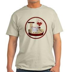 Cat #14 Light T-Shirt