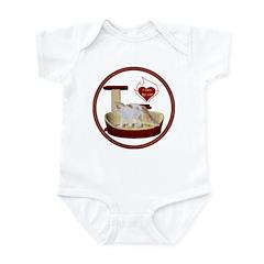 Cat #14 Infant Bodysuit