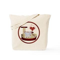 Cat #14 Tote Bag