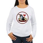 Cat #15 Women's Long Sleeve T-Shirt