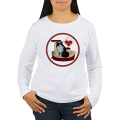 Cat #15 Women's Long Sleeve T-Shirt