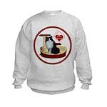 Cat #15 Kids Sweatshirt