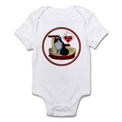 Cat #15 Infant Bodysuit