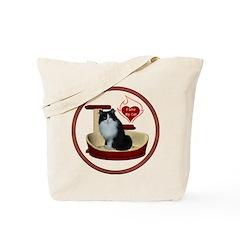 Cat #15 Tote Bag