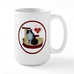 Cat #15 Large Mug
