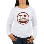 Cat #16 Women's Long Sleeve T-Shirt