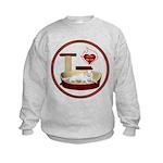 Cat #16 Kids Sweatshirt
