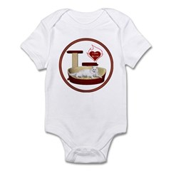 Cat #16 Infant Bodysuit