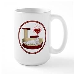 Cat #16 Large Mug