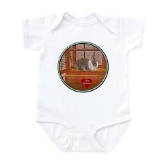 Bunny #1 Infant Bodysuit