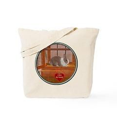 Bunny #1 Tote Bag