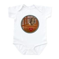 Bunny #2 Infant Bodysuit