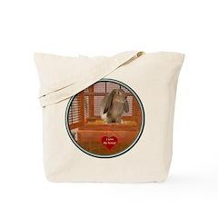 Bunny #2 Tote Bag
