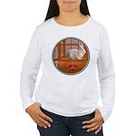 Bunny #3 Women's Long Sleeve T-Shirt