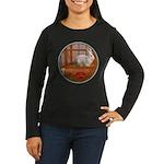 Bunny #3 Women's Long Sleeve Dark T-Shirt
