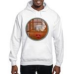 Bunny #3 Hooded Sweatshirt