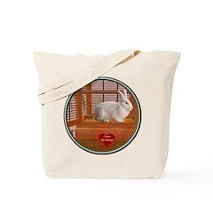 Bunny #3 Tote Bag