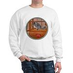 Chinchilla #1 Sweatshirt