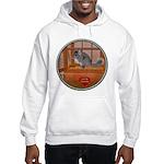 Chinchilla #1 Hooded Sweatshirt
