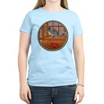 Chinchilla #1 Women's Light T-Shirt