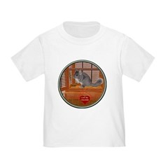 Chinchilla #1 Toddler T-Shirt