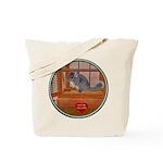Chinchilla #1 Tote Bag