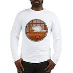 Chincilla #2 Long Sleeve T-Shirt
