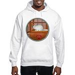 Chincilla #2 Hooded Sweatshirt
