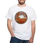 Chincilla #2 White T-Shirt