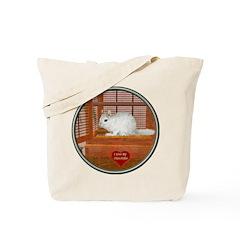Chincilla #2 Tote Bag