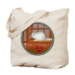Chincilla #2 Tote Bag