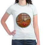 Ferret #1 Jr. Ringer T-Shirt