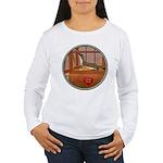 Ferret #2 Women's Long Sleeve T-Shirt