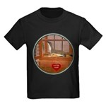 Ferret #2 Kids Dark T-Shirt