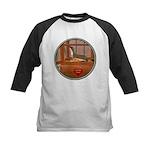 Ferret #2 Kids Baseball Jersey