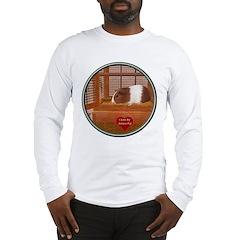 Guinea Pig #1 Long Sleeve T-Shirt