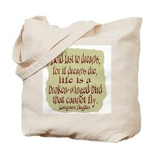 Hughes--Dreams Tote Bag