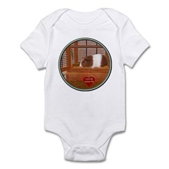 Guinea Pig #1 Infant Bodysuit