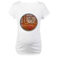 Guinea Pig #2 Maternity T-Shirt