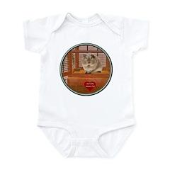 Guinea Pig #2 Infant Bodysuit