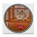 Guinea Pig #2 Tile Coaster