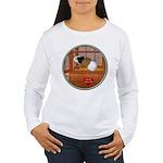 Guinea Pig #3 Women's Long Sleeve T-Shirt