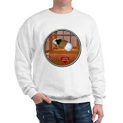 Guinea Pig #3 Sweatshirt