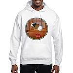Guinea Pig #3 Hooded Sweatshirt