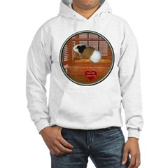 Guinea Pig #3 Hooded Sweatshirt